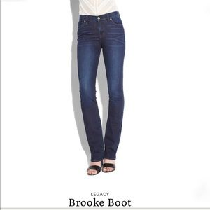New Lucky Brand Jeans Brooke Boot Size 8